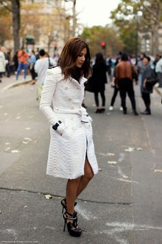 White Trench-Christine Centenera