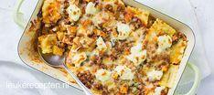 Ravioli lasagne bolognese Bolognese, Good Food, Yummy Food, Bastilla, Pasta Noodles, Lasagna, Cauliflower, Food And Drink, Menu