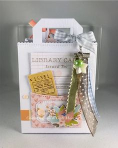Pure Simple, May Arts, Box Patterns, Mama Elephant, Tic Tac Toe, Mini Heart, Library Card, Basic Grey, 3d Projects
