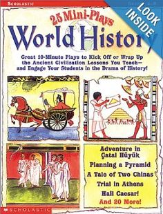 Interactive notebook ancient civilizations unit 1 geography my 25 mini plays world history great plays to kick off or wrap up the fandeluxe Gallery