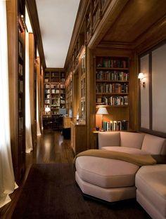 """littledallilasbookshelf: """" a cozy reading nook. """""""