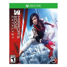 Mirror's Edge Catalyst for Xbox One, Multicolor