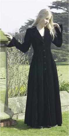 408 - Ladies Full Length coat