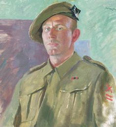 Company Sergeant Major McLeod, DCM : Seaforth Highlanders, 51st (Highland) Division