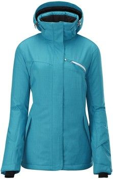 b456694c556802 Salomon Fantasy Jacket - Women s  The Fantasy jacket is an outdoor inspired  jacket with the technical performance that make it as comfortable skiing i