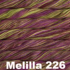 Malabrigo Lace Variegated Colors
