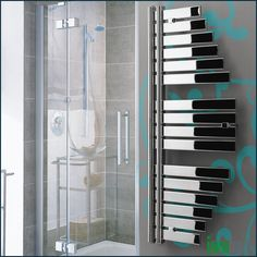 Design Radiators for the Bathroom außergewöhnlicher Heizkörper Viljo https://isenhart.de  #bad #badezimmer #radiator #heizkörper