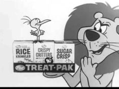 Post Treat-Pak Commercial - ah yes.....Crispy Critters