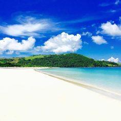 Calaguas Island Camarines Norte  Philippines  Photo by @toddumpa  #calaguas #philippinesFun Travel in the Philippines (y)