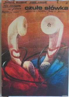 Terms of Endearment - USA (1986s) film by James L. Brooks Polish (1985s) poster…