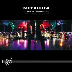 Metallica S And M on 3LP Reissued on Metallica's Own Blackened Recordings Label Upping the ante on everything they had done previously, Metallica engages in a once-in-a-lifetime pairing with the San F