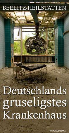 Die Beelitz-Heilstätten waren einst Deutschlands Vorzeige-Tuberkuloseklinik – heute sind die verfallenen Gebäude nur noch ein Magnet für Fans verlassener Orte.