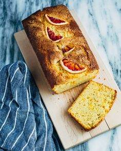 I've seldom met a cake I didn't like, so it's hard to pick a favorite, but if I absolutely had to, this olive oil cornmeal cake would be it. I've long preferred olive oil cakes for their wonderfully tender crumb and depth of flavor, and that goes doubly so for the toothsome texture of this cornmeal-flecked version. On top of its lovely texture, this cake has a delightful flavor — suffused with the sweetness of freshly squeezed blood orange juice and fragrant bits of zest that edge toward…