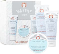 First Aid Beauty FAB Faves to Go Kit | $30 Good reviews!!!