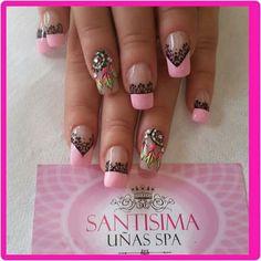 Fun Nails, Pedicure, Nail Designs, Hair Beauty, Nail Art, How To Make, Margarita, Nail Design, Fairy
