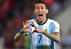 Di Maria May Not Be Available For Copa America Final