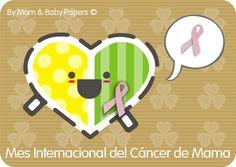 Mom & Baby Papers apoya el cáncer de mama.