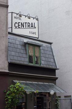 Hotel Central & Café, Copenhagen