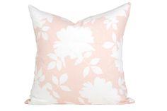 Peonies - Blush | Pillow