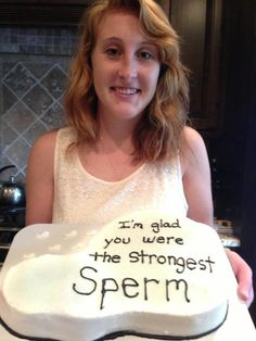 These parents who made this cake for their daughter's 18th birthday. | 22 Parents Who Are Definitely Funnier Than Their Kids