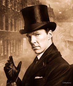 4f9e0f512bd Sherlock. Anne La Fever · Top Hats · vintage gentlemen s ...