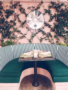 { Dallas Shaw x Palihouse Santa Monica }