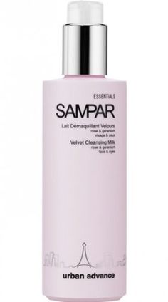 SAMPAR Velvet Cleansing Milk -- Tried it! Love it! Click the image. : Face Cleansers Skin Care