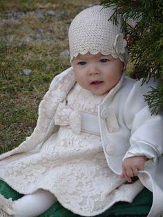 Compleu Botez Pentru Fetita Clothes For Children Hainute Copii