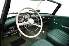 Car Porn: 1960 Mercedes-Benz 190 SL Roadster - Airows