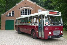 DAF bus BBA 603 Arnhem