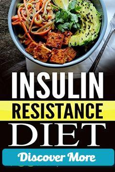 Insulin Resistance Diet: Top 50 Insulin Resistance Meals-... www.amazon.com/...