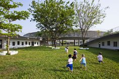 Gallery - Farming Kindergarten / Vo Trong Nghia Architects - 14