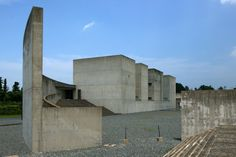 Nagi Museum of Contemporary Art by Japanese architect Arata Isozaki | Okayama, Japan