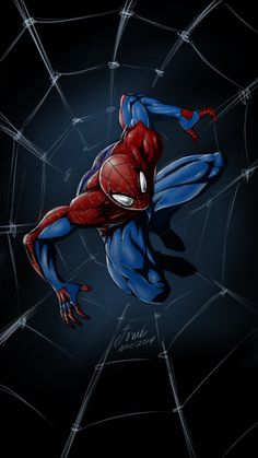 Marvel Spider-Man Spidey by despedorrador Marvel Comics Superheroes, Marvel Comic Universe, Comics Universe, Marvel Memes, Anime Comics, Marvel Avengers, Spiderman Art, Amazing Spiderman, Spiderman Images
