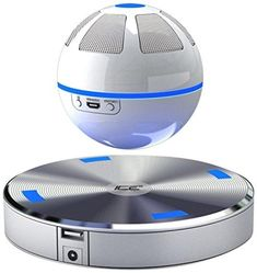 Crazy cool bluetooth speaker that...floats?! 10 Cool New Tech Gadgets To Have In Your Life #portablegadgets