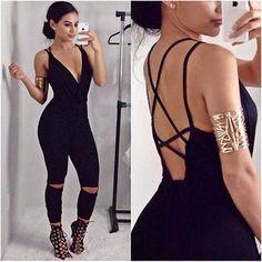 071b363b8380 Sexy Women Ladies Summer Clubwear Playsuit Party Jumpsuit Romper Long  Trousers