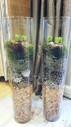 Homemade Fall vase Prijs voor 1 vaas: Vaas en dennenappels (Action) €5,99 & ... - #action #dennenappels #en #fall #homemade #prijs #vaas #vase #voor