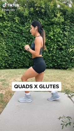 Leg And Glute Workout, Gym Workout Videos, Gym Workout For Beginners, Fitness Workout For Women, Body Fitness, Gym Workouts, Fitness Tips, Exercise For Glutes, Fitness Inspiration