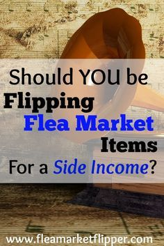 Are You A Good Candidate for Flipping Flea Market Items for Profit? Ever think to sell your fun flea market and thrift store finds online for a profit? See if you qualify for this fun side hustle. Thrift Store Shopping, Thrift Store Crafts, Thrift Store Finds, Thrift Stores, Goodwill Finds, Online Thrift, Thrift Store Furniture, Repurposed Furniture, Refurbished Furniture