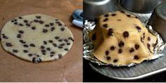 Gluten Free Cookie Ice Cream Bowl!