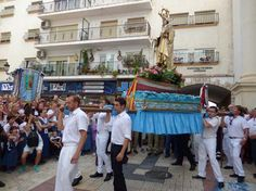 procesion virgen