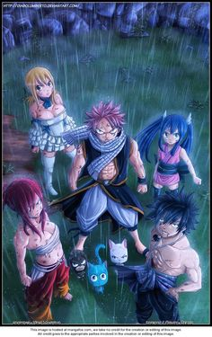 Fairy Tails strongest team