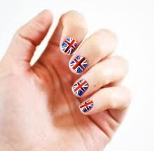 OLYMPIC NAILS!!!!