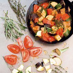 Rezept von Aurélie Bastian: Ratatouille – Gemüsepfanne aus der Provence