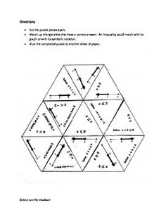 Six differentiated tarsia puzzles to find fractions of