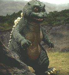 Baby Godzilla  This one is the best baby godzilla