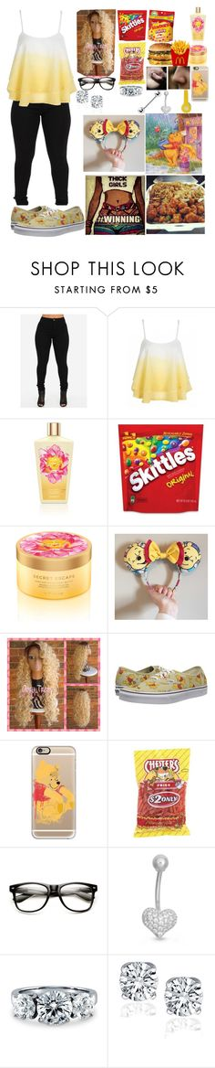 """Poohbear"" by poohbabygurl14 on Polyvore featuring Vans, Casetify, Junk Food Clothing, Gioelli Designs, BERRICLE and Beats by Dr. Dre"