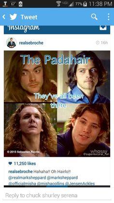 [Balthazar] Sebastian Roche's Instagram. #Supernatural