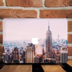 Empire State Building NY Hard Plastic Case For Macbook Pro Retina 15 Air 11 13…