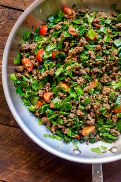 NOTE: An updated version of this recipe appears in my cookbook, The Ancestral Table. I love collard greens. They may be my favorite green food - well, second to mint chocolate chip ice cream, at le...